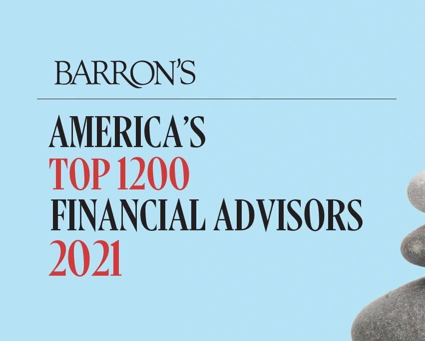 Coldstream Recognized on Barron's 2021 Top 1200 Advisor Rankings
