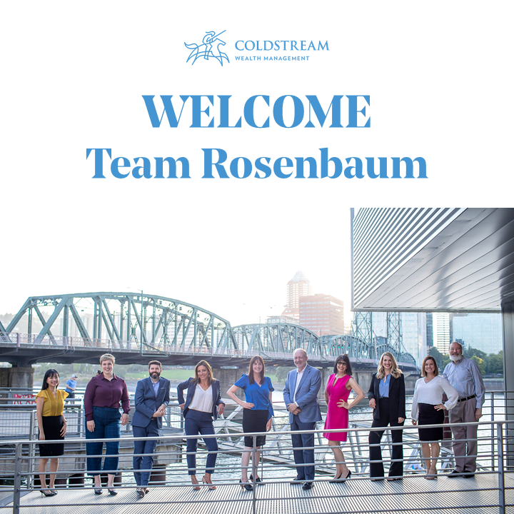 Coldstream and Rosenbaum Financial Merge